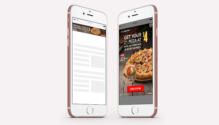 Create highly engaging ads with mobile rich media features