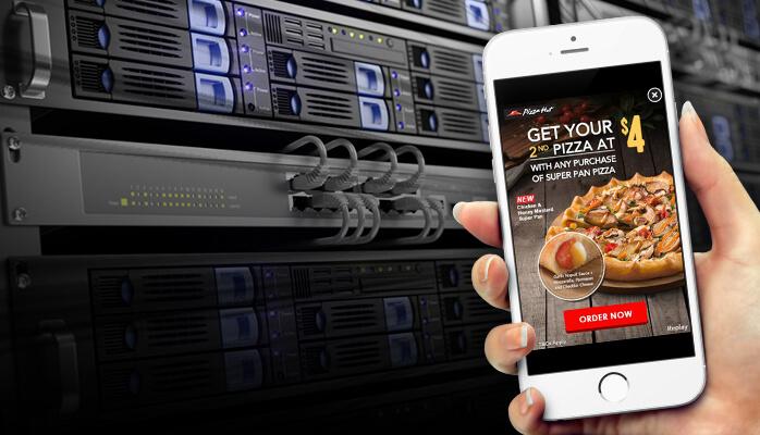 mobile ad server