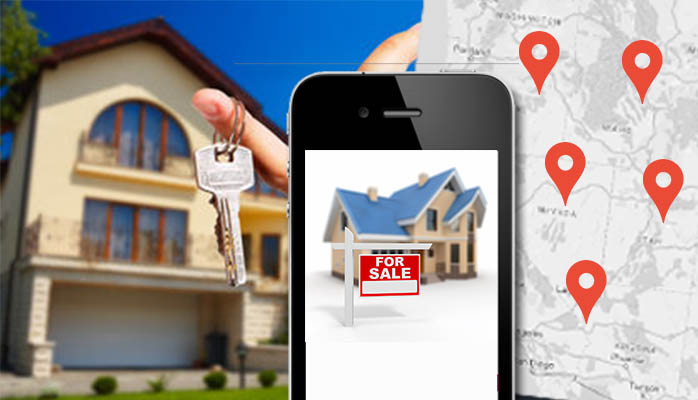 hyperlocal mobile advertising for real estates