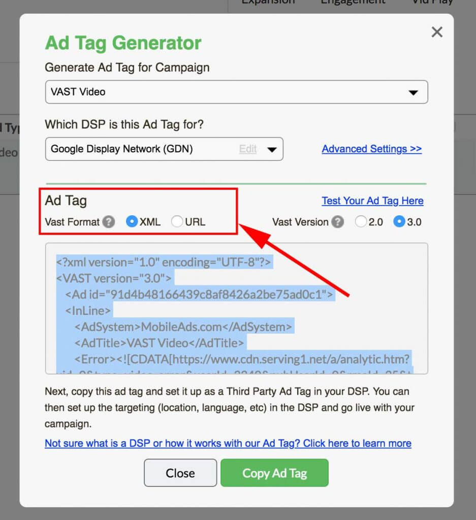 How To Create VAST Tags 1