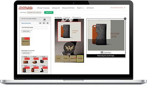 Free HTML5 Rich Media Ad Creator 1