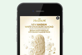 Expandable Ad Gallery for Mobile Advertising 3