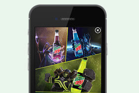 Expandable Ad Gallery for Mobile Advertising 4